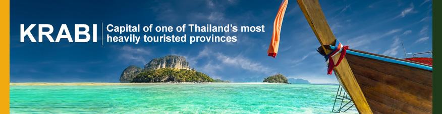 Krabi Tourism Thailand-Krabi travel tours Hotels golf