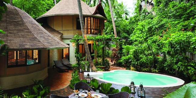 Luxury Hotel In Krabi