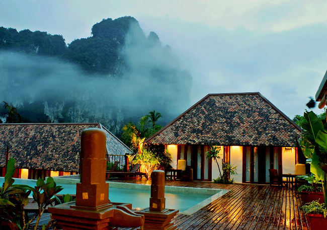 Boutique Hotel In Krabi Thailand