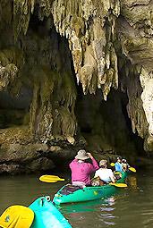 Kayak thailande