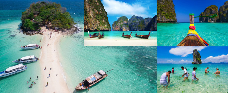 Krabi Sightseeing Tours-Day Trips